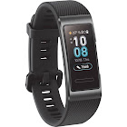 Huawei Terra-B19 Band 3 Pro All-in-One Activity Tracker, Obsidian Black