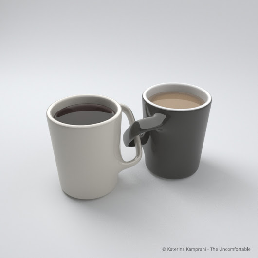 Designer Creates Brilliantly Useless Product Designs