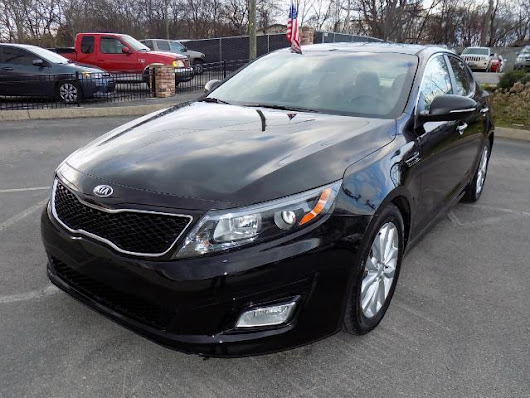 2014 Kia Optima LX 4dr Sedan In Nashville TN - Auto Masters of Hermitage