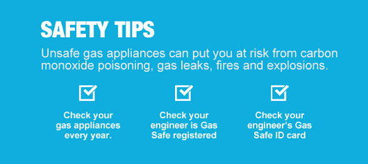 Gas Safety Week  | Keeping the nation safe -