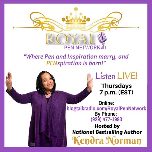 Bestselling author and CAN President, Angela Breidenbach on Royal Pen Network
