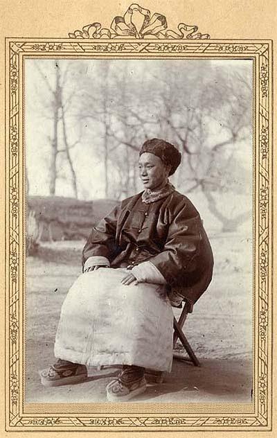 Jiang Siye, Stein kínai titkára, nyelvtanára, barátja és kísérője második belső-ázsiai expedícióján