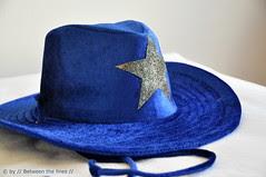 Cow-boy hat