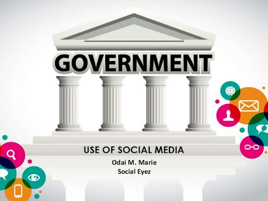 Government use of Social Media