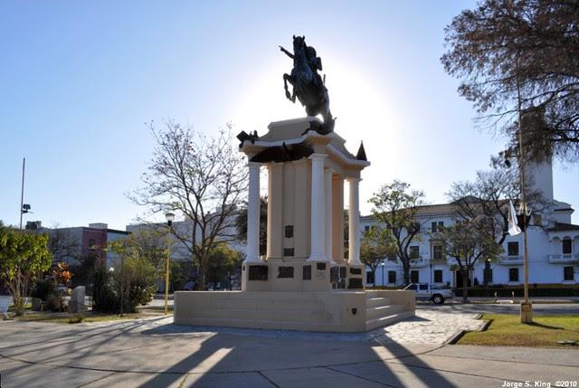 Monumento al General San Martín I