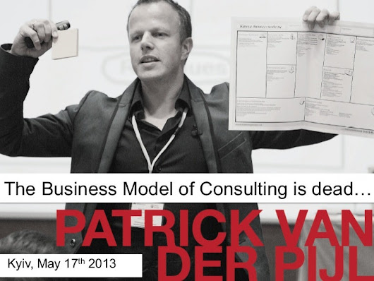 The Business Model of Consulting is Dead
