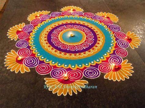 Rangoli Design for Diwali   Rangoli   Diwali Rangoli