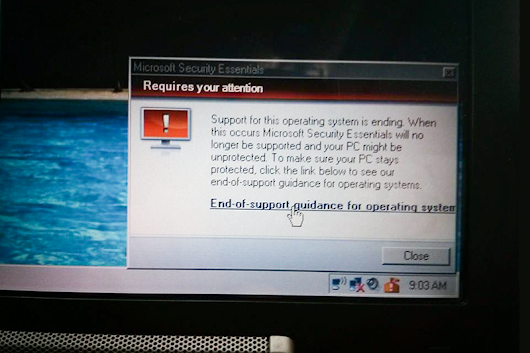 Windows XP Support is Ending - Santa Barbara PC Tech can help!