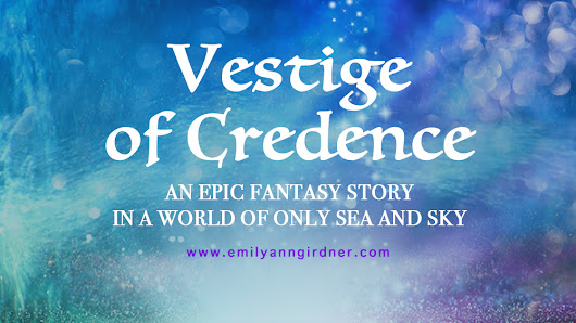 Vestige of Credence 28 (Epic Fantasy Story) - The Ice Caps