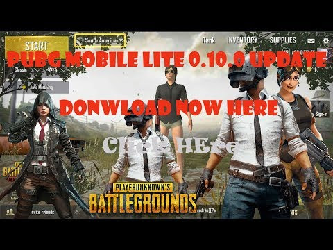 PUBG Mobile Lite 0.10.0 Download Link . How To Download PUBG MOBILE LITE 0.10.0 Free. TechyFyBD.xyz