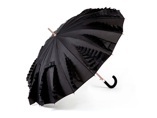 Meet Kisha - The Umbrella You'll Never Lose!