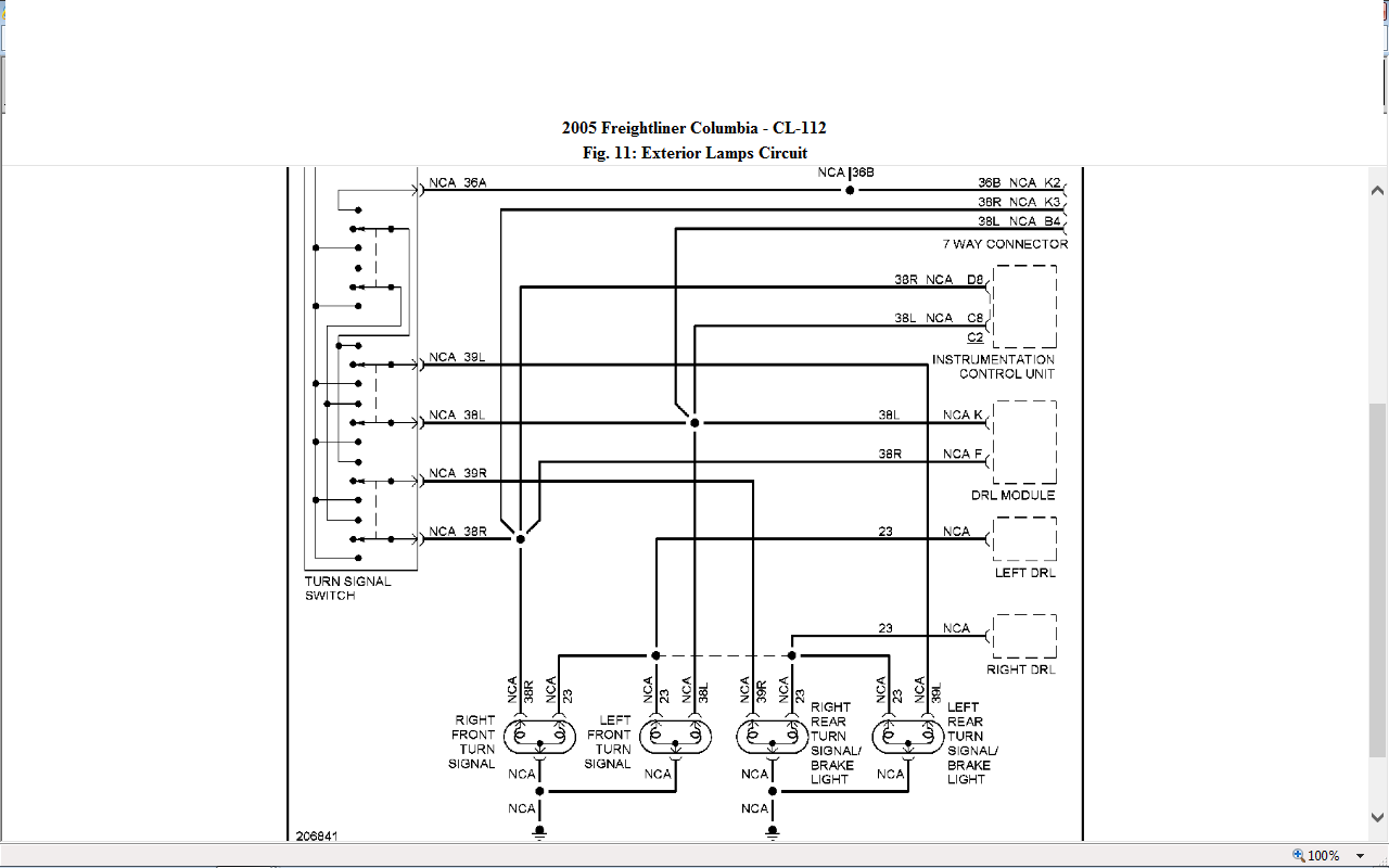 Peterbilt 379 Fuse Box Wiring Diagram
