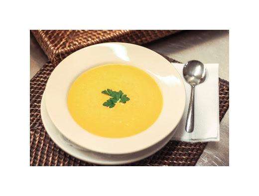 Butternut Squash Soup ET