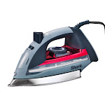 Shark GI305 Lightweight Professional Iron - 1500W - Red/Gray