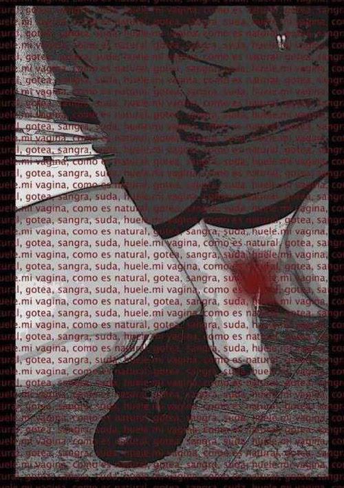 Imagen de la exposición 'Doce miradas del coño... y más'.