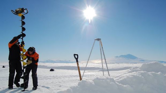 Antarctica NZ: 60 years of science at Scott Base