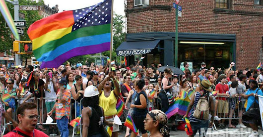 Watch the Famous NYC Pride March From Around the World