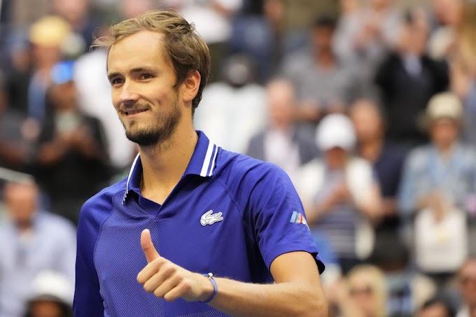 Теннисист Медведев рассказал, благодаря чему он может попасть вучебник истории