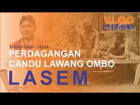 #VLOGNEWS Menelusuri Jejak Candu Lawang Ombo, Lasem, Rembang, Jawa Tenga...
