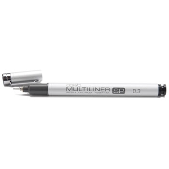 Copic Multiliner SP 0.3 BLACK Ink Marker