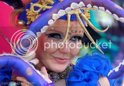 Coney Island Mermaid parade octopus