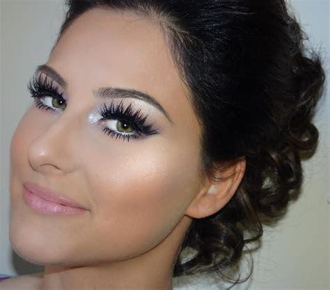 28  Bridal Eye Makeup Designs, Trends, Ideas   Design