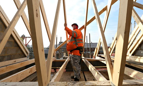 UK home construction industry upbeat amid property boom