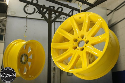 Bringing Your Powder Coating In-House