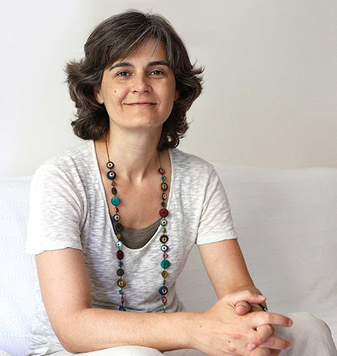 About Irene Bakopoulou Online Therapy