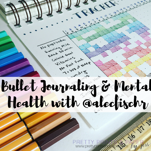 Bullet Journaling and Mental Health with @alecfischr
