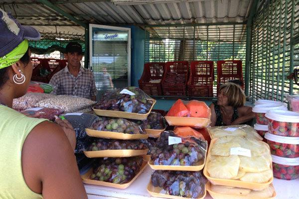 El costo de los alimentos no concuerda con los salarios que devengan los trabajadores
