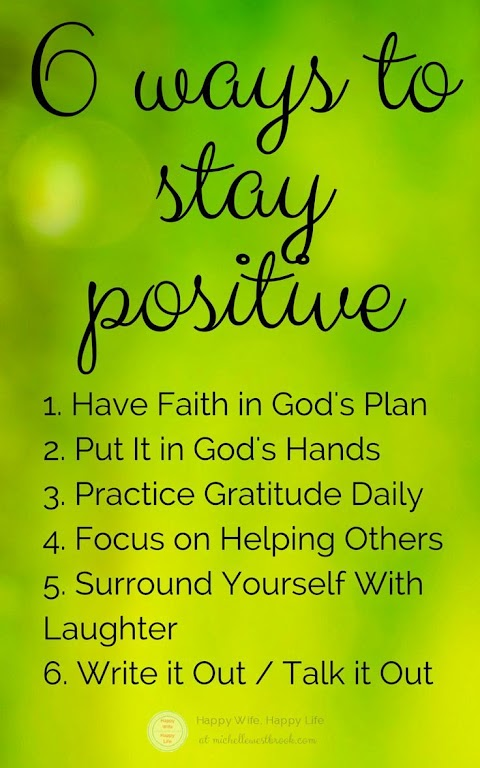Positive Biblical Quotes About Life