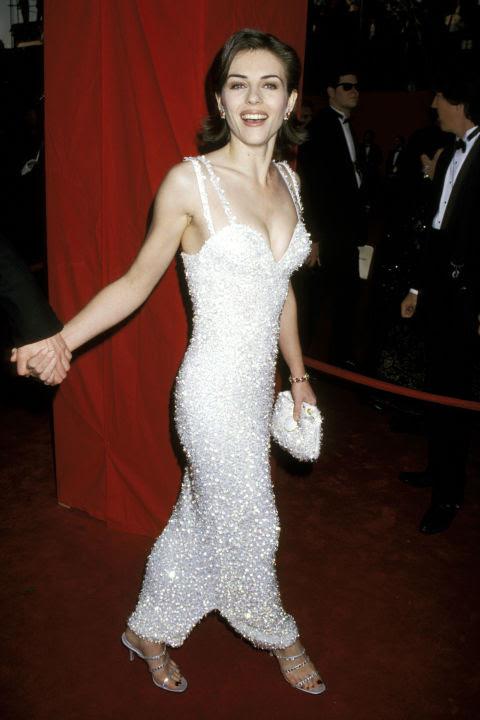 Oscar dresses long short