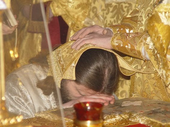 """The True Priest is Always in Communication with God"""