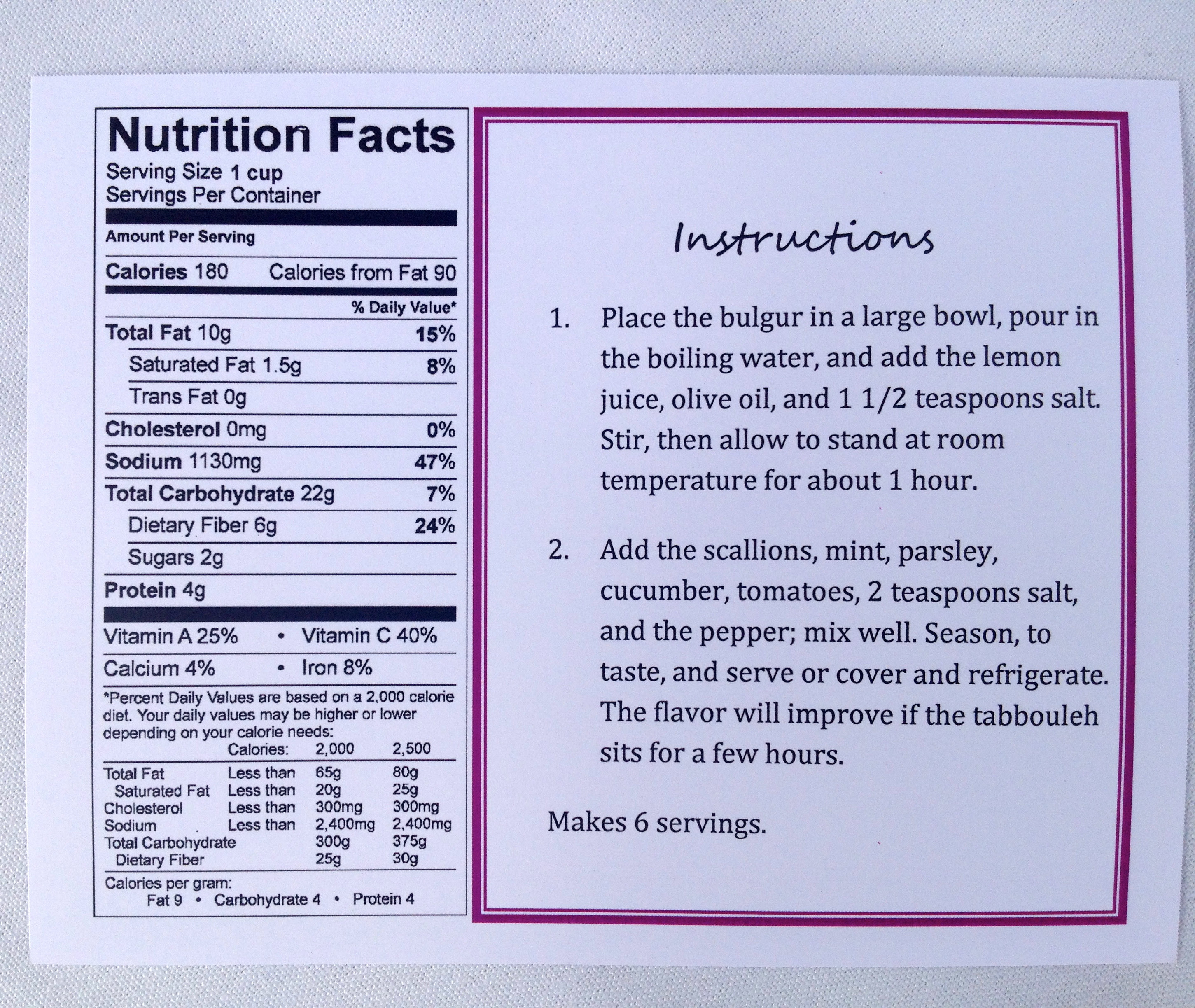 Wendy's single cheeseburger nutrition facts