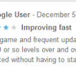 Change in Google Play Reviews | Annahid Games