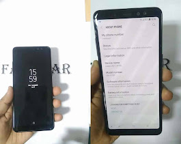 Samsung Galaxy A8 Plus (2018) Leaks In New Hands-On Video