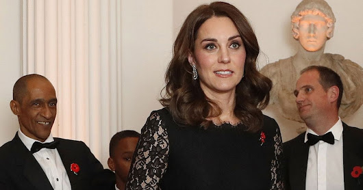 All of Kate Middleton's maternity looks from her third pregnancy