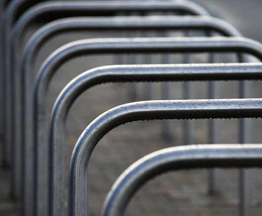 Bike racks: a best practice guide to getting cycle parking right - Foundations