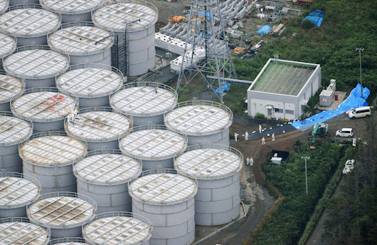 TEPCO to nearly double contaminated water storage capacity by March 2016 | Enformable