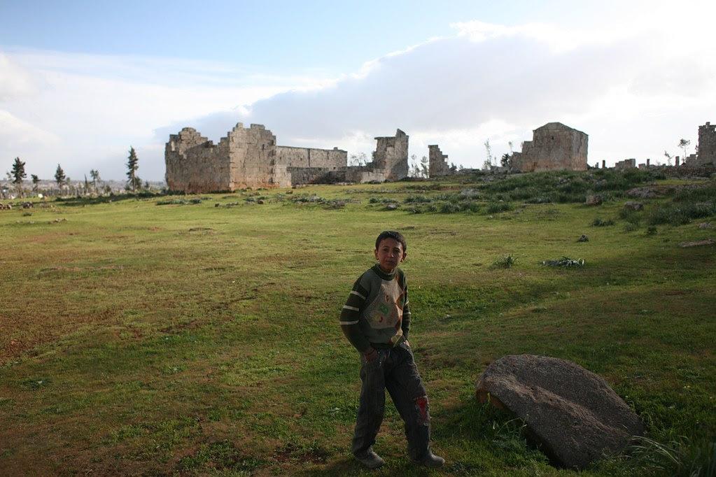Jabal Al Zawiya, Syria