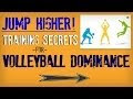 How To Jump Higher In Volleyball Fast