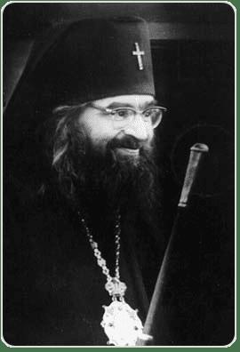 Ο Άγιος Ιωάννης Μαξίμοβιτς