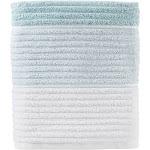 Saturday Knight Ltd Planet Ombre Bath Towel, Aqua
