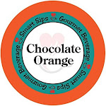 Smart Sips Coffee Chocolate Orange Coffee, 24 Count, Single Serve Cups Compatible with All Keurig K-Cup