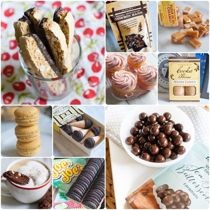 what to buy at trader joe's?  here's a collection of 5-star reviewed desserts and sweets