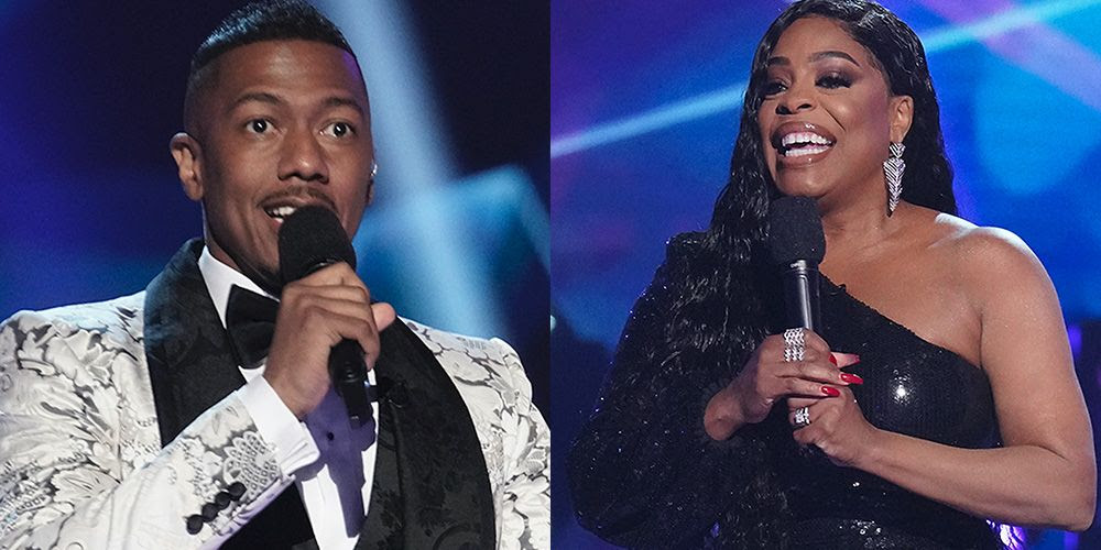 Nick Cannon Was Not Happy With Niecy Nash After Last Night's Shocking 'Masked Singer' Reveal