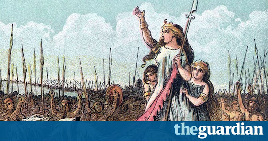 How many more warrior women are missing from the history books? | Natalie Haynes | Opinion | The Guardian