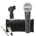 Galaxy Audio RT66SP Uni-Directional Dynamic Microphone with Switch