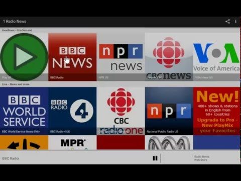 1 Radio News - Free News - Android Apps on Google Play